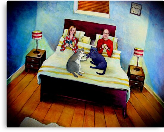 Bed Time! by Victoria Stanway