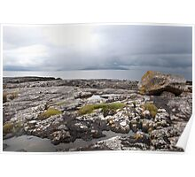 Galway Bay, West of Ireland Poster