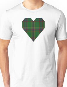 00344 Westmeath District Tartan  Unisex T-Shirt