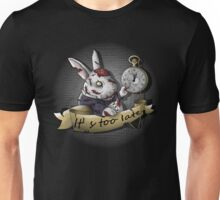 The White Zombie Rabbit Unisex T-Shirt