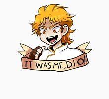 JoJo's Bizarre Adventure- It was me! DIO TSHIRT! T-Shirt