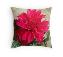 Perfect blossom Throw Pillow