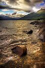 Rowardennan Evening (2) by Karl Williams