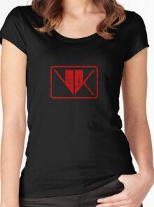 Voight Kampff II Women's Fitted Scoop T-Shirt