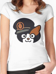 Station Master Tama Women's Fitted Scoop T-Shirt