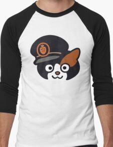 Station Master Tama Men's Baseball ¾ T-Shirt