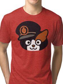 Station Master Tama Tri-blend T-Shirt