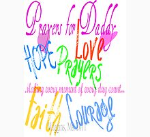 Prayers for Daddy Unisex T-Shirt