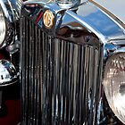 MG VA Tickford Grill by Frank Bibbins