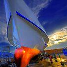 Rigi Ferry by Luke Griffin