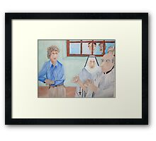 The Young Communist (  Framed Print