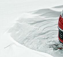 Blizzard 2011 - Drifting by Charles Dastodd