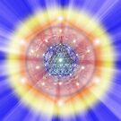 Sacred Geometry 24 by Endre
