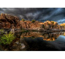 Dells Reflect Photographic Print