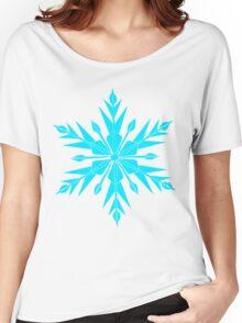 Frozen Fractals Women's Relaxed Fit T-Shirt
