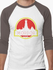 Mordor Park Men's Baseball ¾ T-Shirt