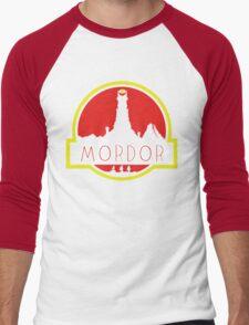Mordor Park Men's Baseball ¾ T-Shirt
