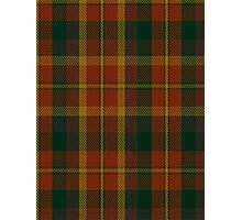 00347 Monaghan County District Tartan Photographic Print