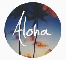 Aloha  by Burstonco