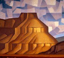 Pinnacle Bench mesa by Rob Colvin
