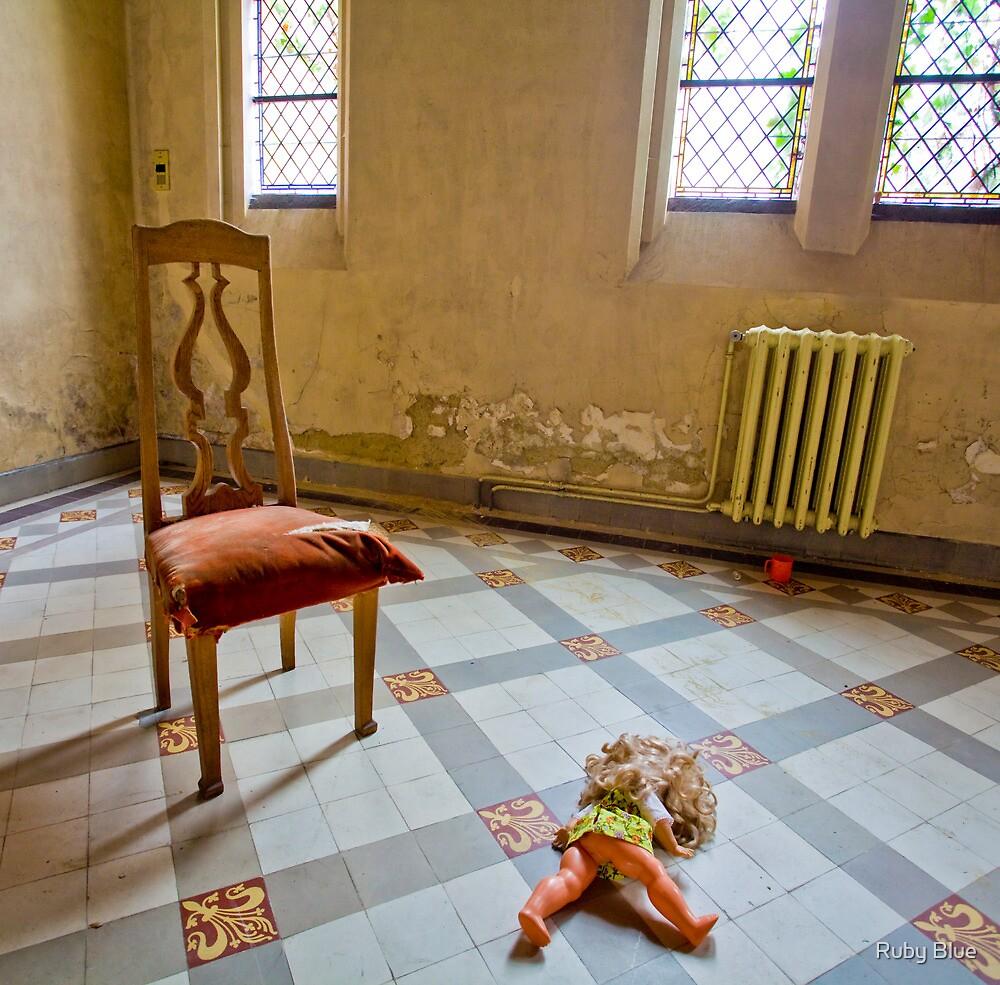 Abandoned room  by Alina Uritskaya
