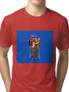 MEMORIES OF GUMBALL MACHINE >>PILLOWS,TOTE BAG,JOURNAL,MUGS,SCARF ECT.. Tri-blend T-Shirt
