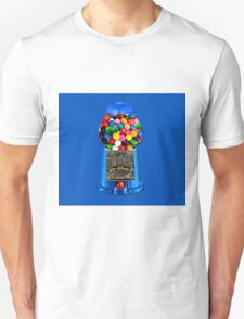 MEMORIES OF GUMBALL MACHINE >>PILLOWS,TOTE BAG,JOURNAL,MUGS,SCARF ECT.. Unisex T-Shirt