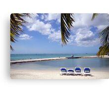 Aruba Holiday Canvas Print
