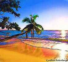 PARADISE ON EARTH by Cynthia Rotenberger