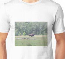 Bison 2, Elk Lake, Alberta, Canada Unisex T-Shirt