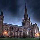 Sacred Heart Cathedral Bendigo, Australia by John Bullen