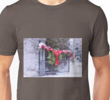 I'll Be Home For Christmas Unisex T-Shirt