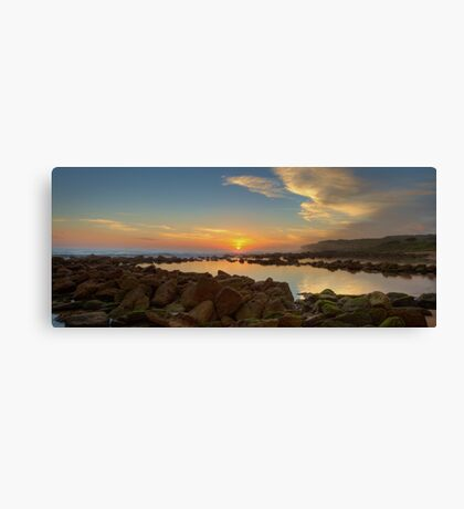South Maroubra HDR Canvas Print