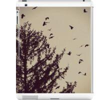Flight of the Murder iPad Case/Skin