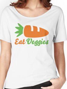 Eat Veggies Women's Relaxed Fit T-Shirt