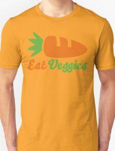 Eat Veggies Unisex T-Shirt