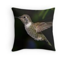 He Lost the Fight Throw Pillow
