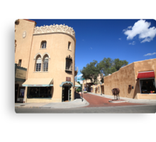 Santa Fe, New Mexico Canvas Print