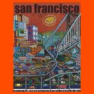 San Francisco 1 by Sally Sargent