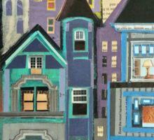 San Francisco Nights Sticker