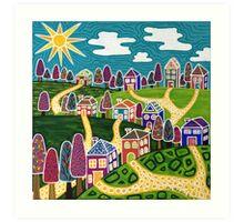 'Community' Art Print