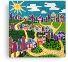 'Community' Canvas Print