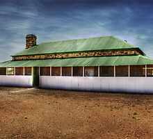 Telegraph Station Tennant Creek by athex