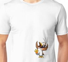 Hippo the Owl? Unisex T-Shirt
