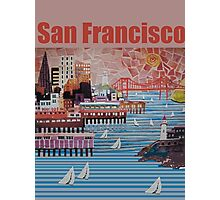 Port of San Francisco Photographic Print