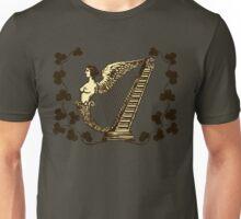 Irish Harp Unisex T-Shirt