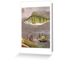 M Blackwell - By Sea or By Air... Greeting Card