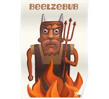 Beelzebub Poster