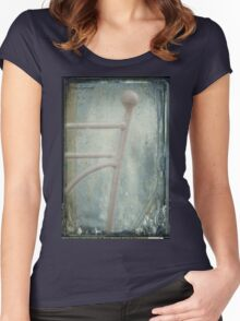 Parts of Chair - June Women's Fitted Scoop T-Shirt