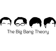The Big Bang Theory by alee7spain